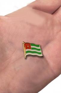 """Значок """"Абхазия"""" с доставкой"""