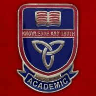 """Значок """"Academic"""""""