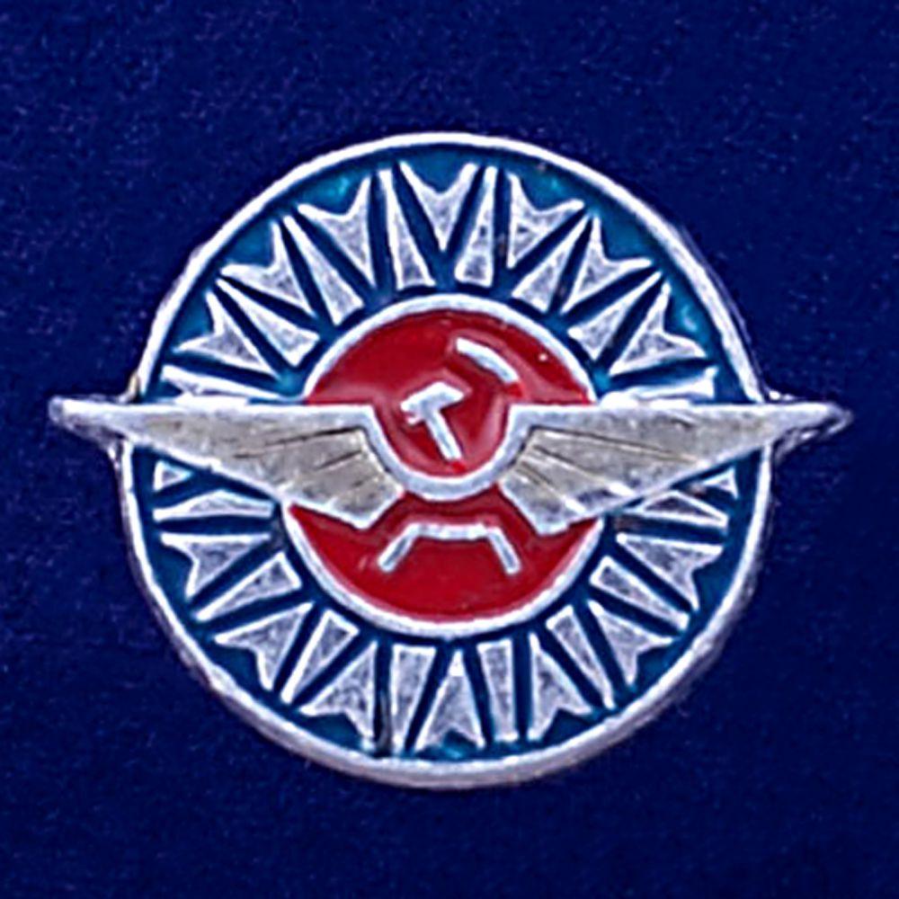 Значок Аэрофлота
