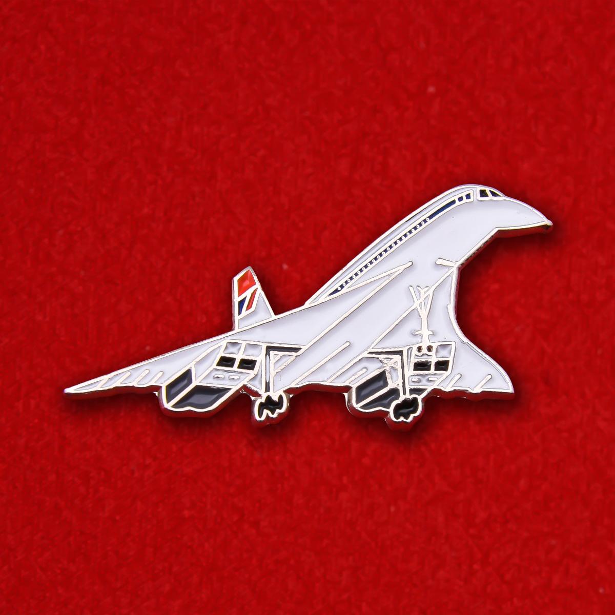 "Значок Air France ""Конкорд"""
