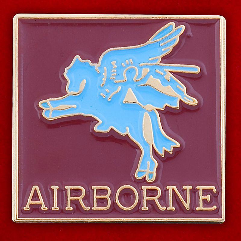 """Значок """"Airborne"""""""