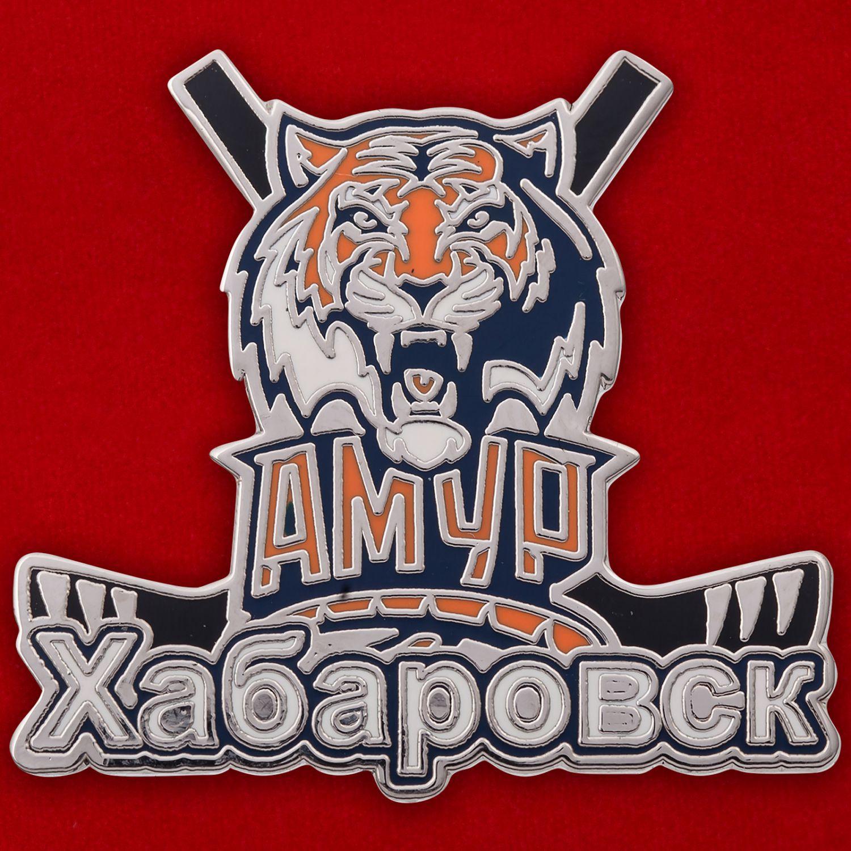 """Значок """"Амурский тигр"""""""