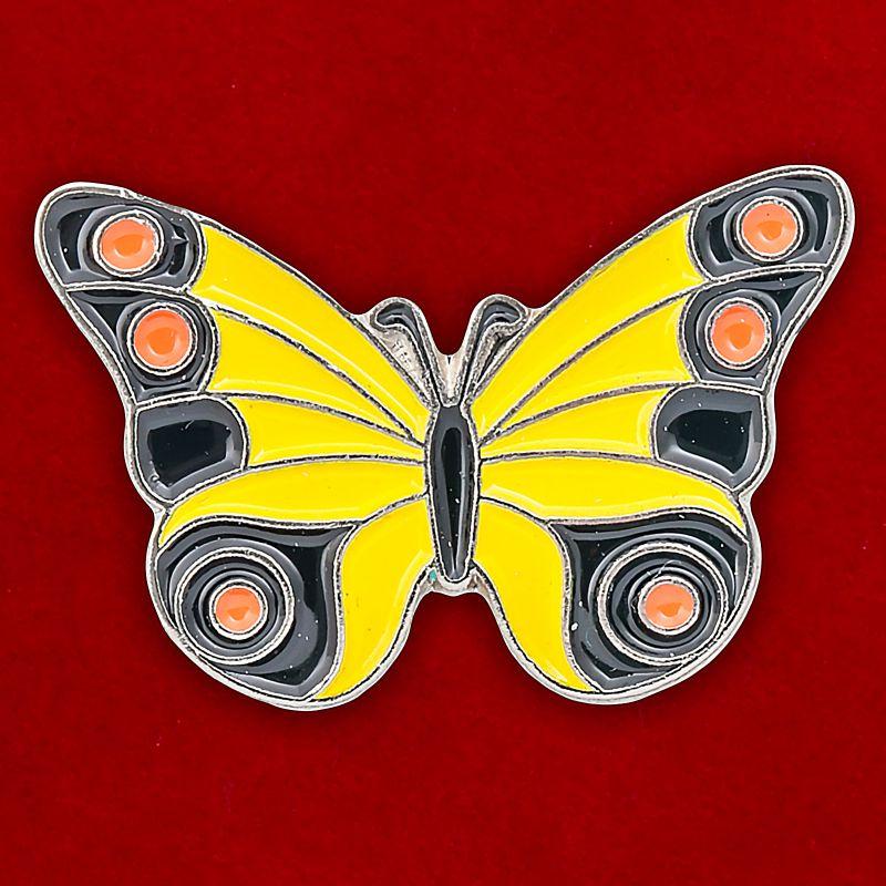 "Значок ""Бабочка"""