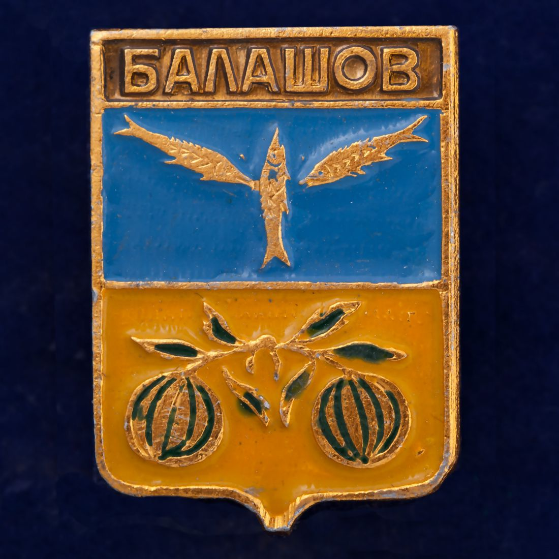 "Значок ""Балашов"""