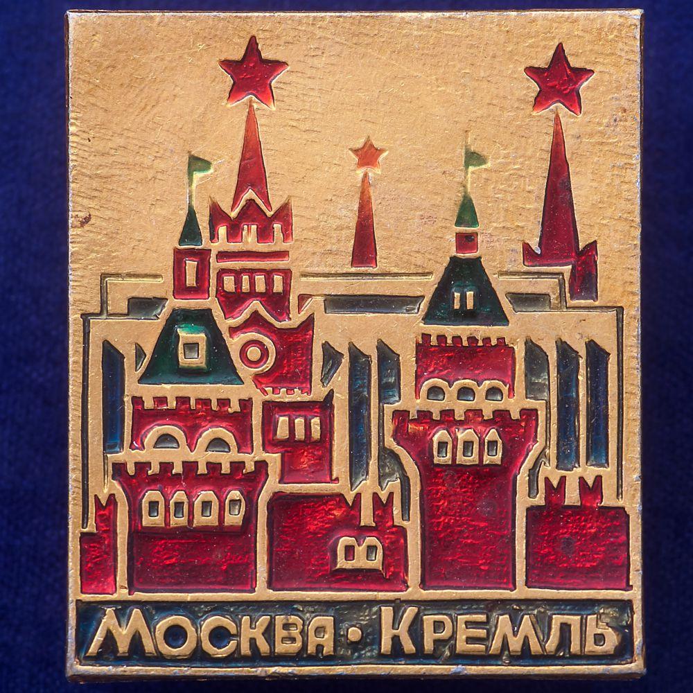 Значок Башни Кремля