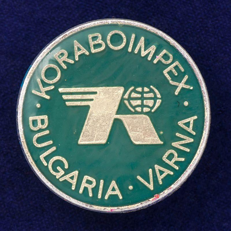 """Значок """"Болгария. Варна"""""""