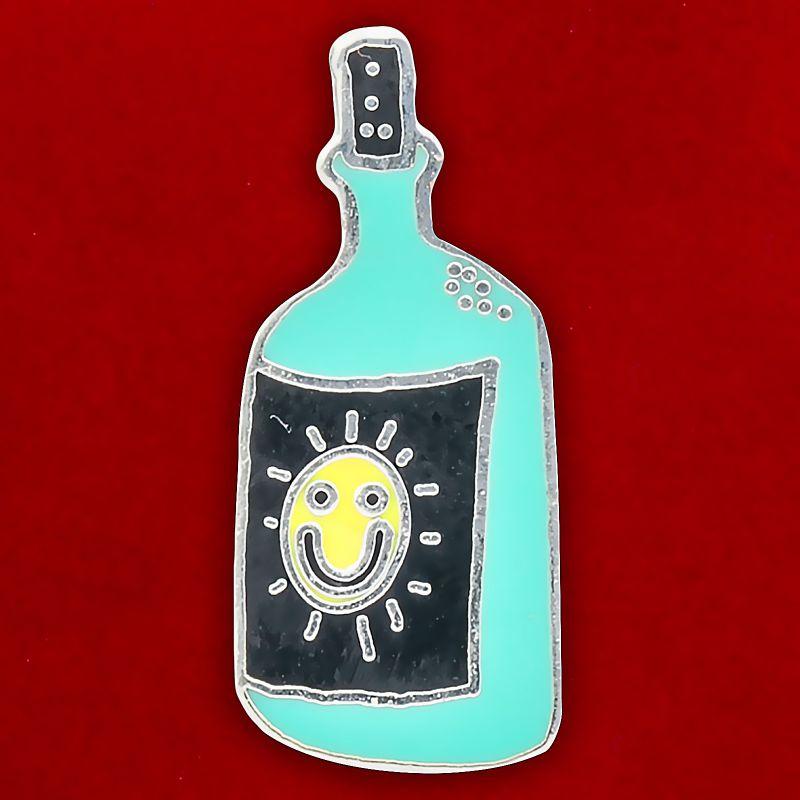 """Значок """"Бутылка"""""""