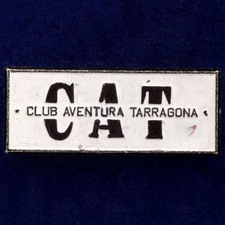 Значок Club Aventura Tarragona
