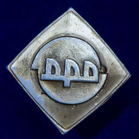 """Значок """"DDD"""""""