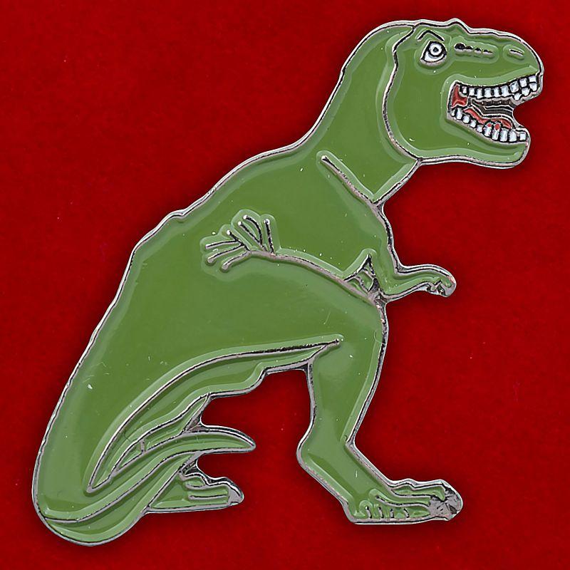 Значок Динозавра