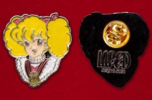 Значок для фанатов манги и аниме 90-х