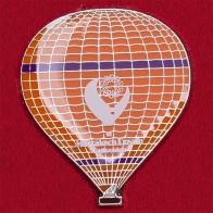 """Значок для любителей воздухоплавания """"Marrakesh Dream Ballooning"""", Марокко"""
