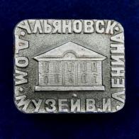 """Значок """"Дом Ленина"""""""