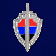 """Значок """"Щит ДНР"""" - общий вид"""