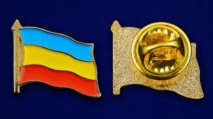"""Значок """"Флаг Донских казаков"""""""