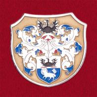 Значок дворянских родов города Остерхофен, Германия
