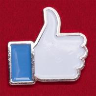 """Значок Фейсбука """"Лайк"""""""