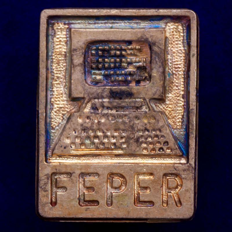 Значок Feper