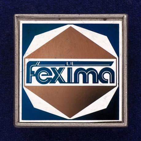 "Значок ""Fexima"""