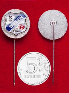 Значок ФК Wiesen 1967, Германия (серебро)