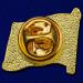 """Сувенирный значок """"Флаг Дагестана"""""""