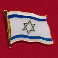 Значок Флаг Израиля