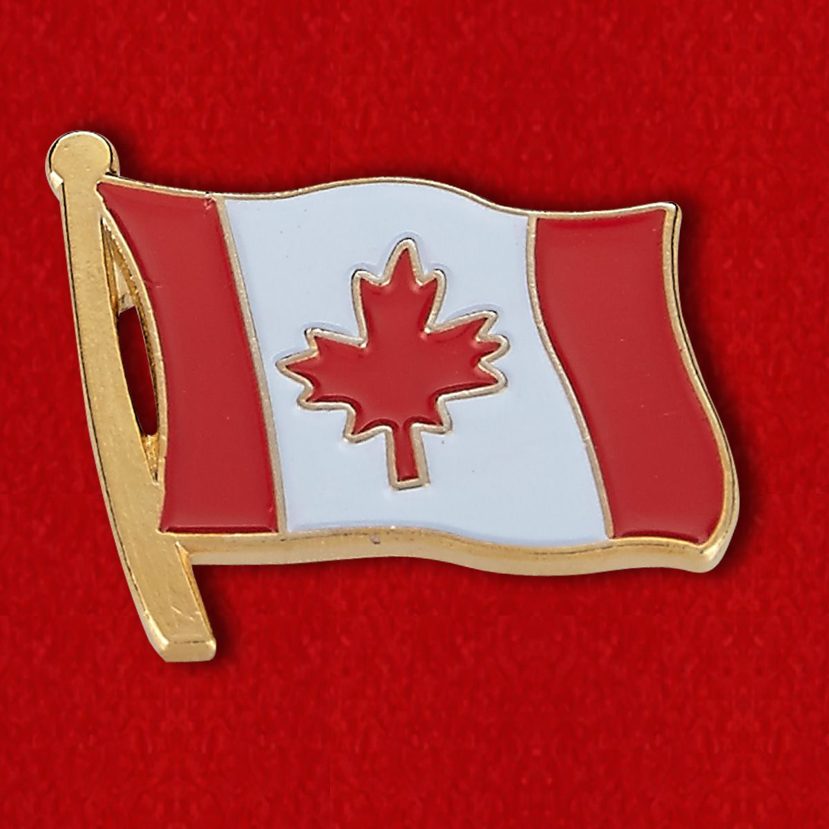 "Значок ""Флаг Канады"""
