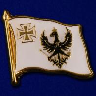 """Значок """"Флаг королевства Пруссии"""""""