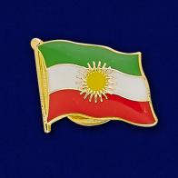 """Значок """"Флаг Курдистана"""""""