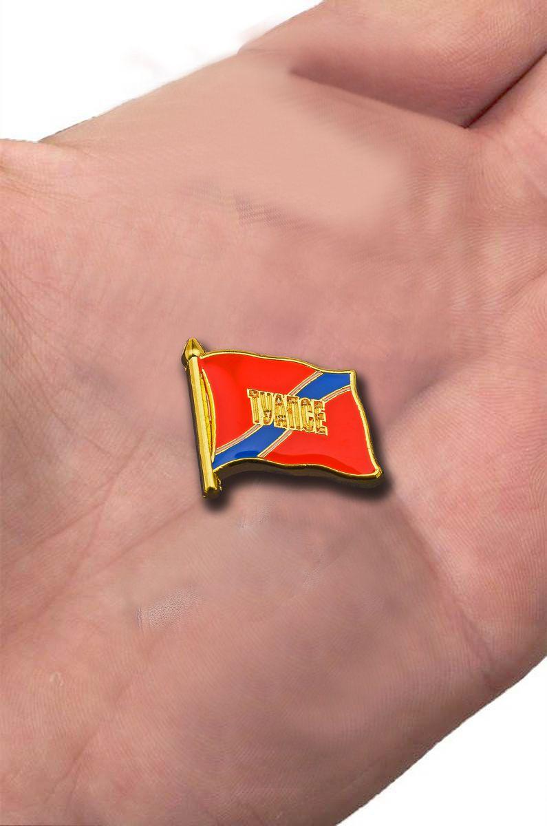 """Значок """"Флаг Туапсе"""""""