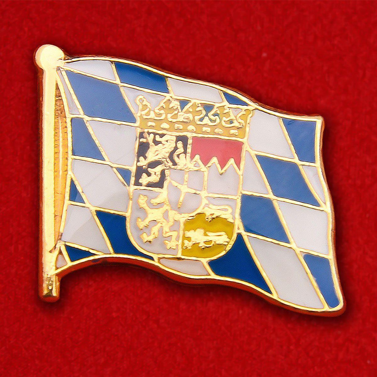 Значок Флага Баварии
