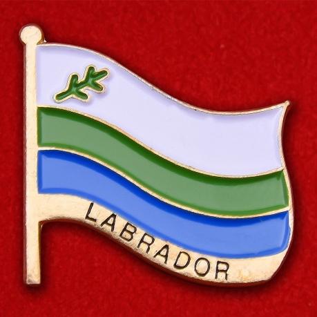 Значок Флага Лабрадора