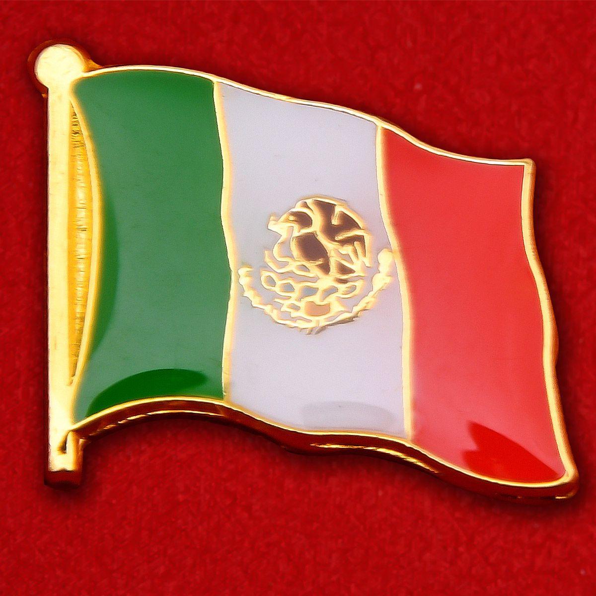 Значок Флага Мексики