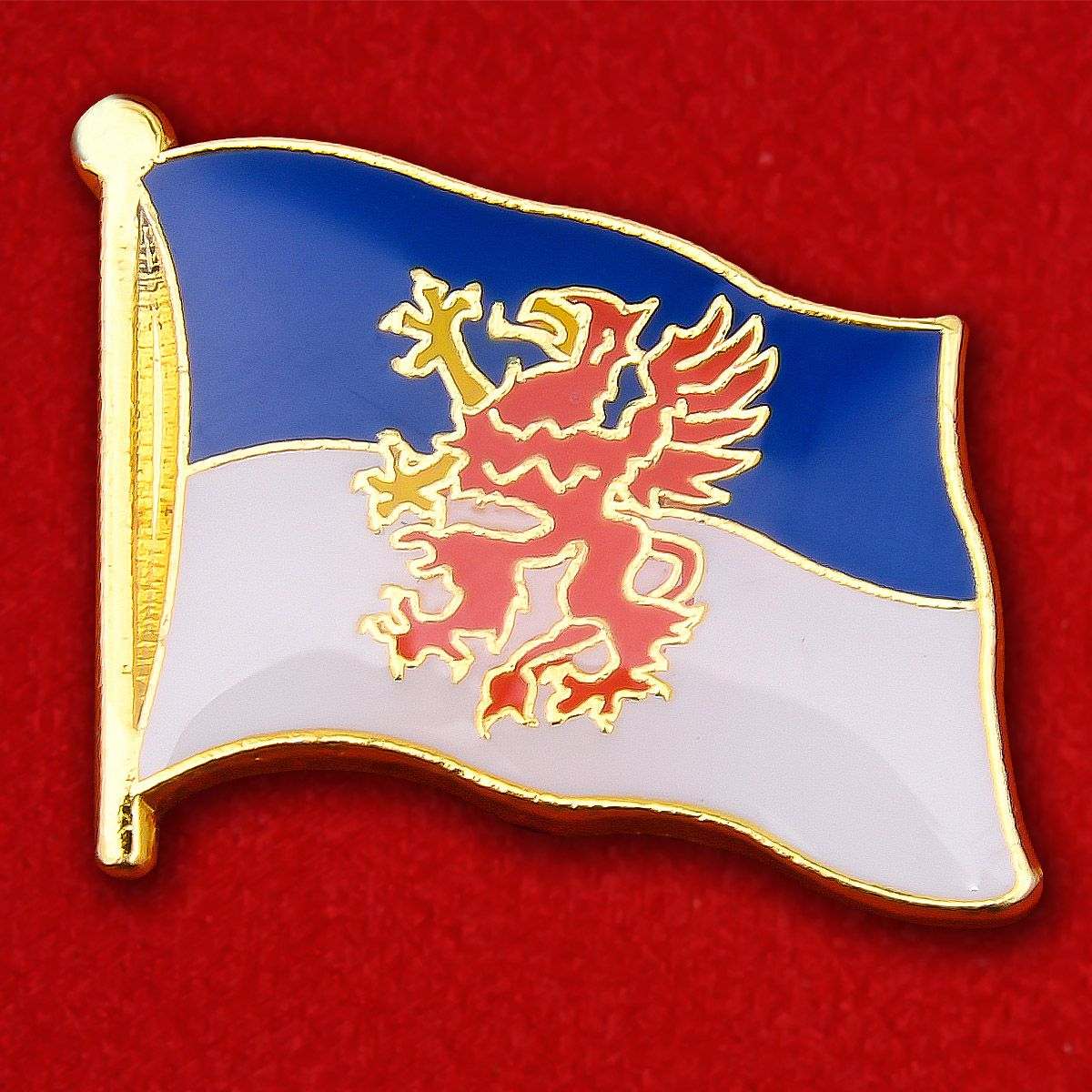 Значок Флага Померании
