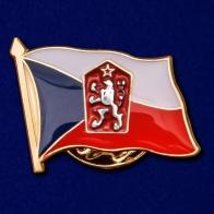 Значок-флажок ЧССР