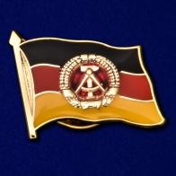 Значок-флажок ГДР