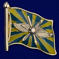 Значки военных летчиков