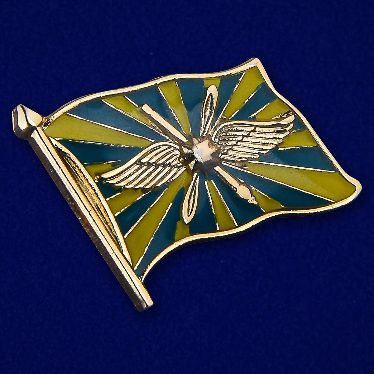 Купить значок ВКС в Военпро