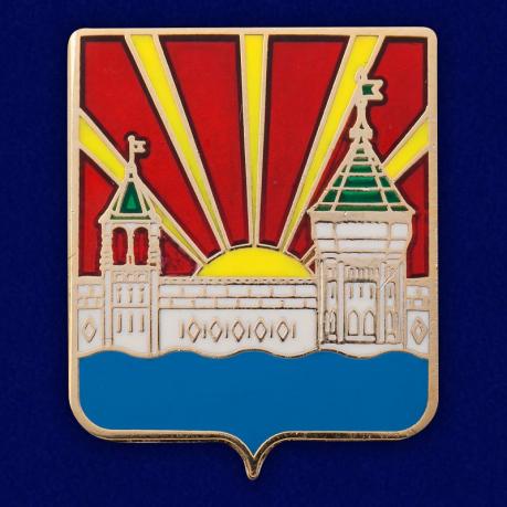 """Значок """"Герб Дзержинского"""""""