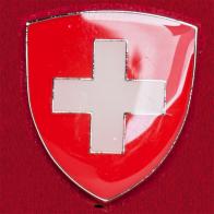 "Значок ""Герб Швейцарии"""