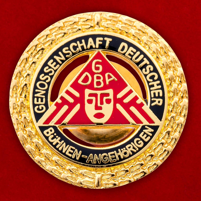 Значок Гильдии немецких рабочих
