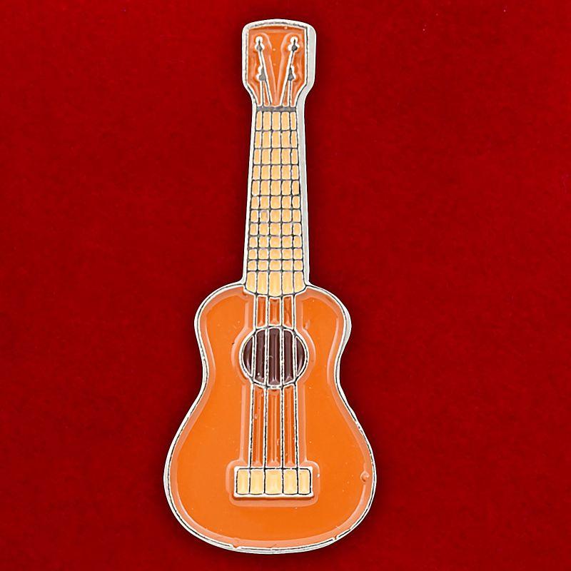 """Значок """"Гитара"""""""