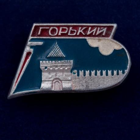 """Значок """"Горьковский Кремль"""""""