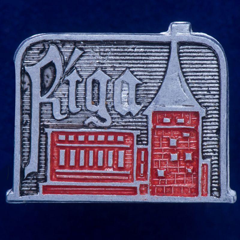 Значок города Рига