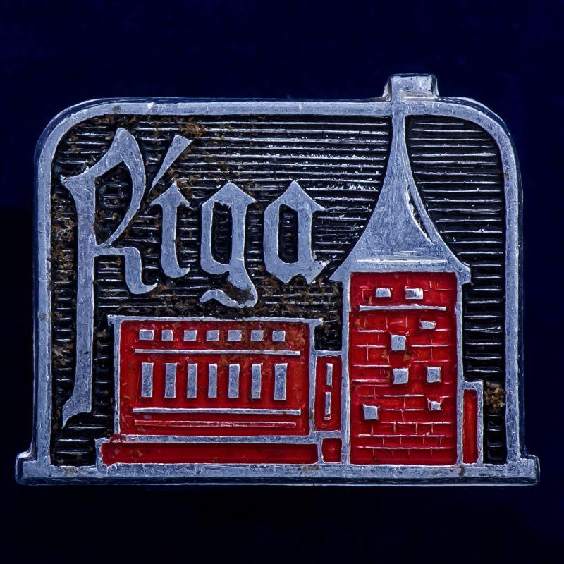 Значок Города Риги