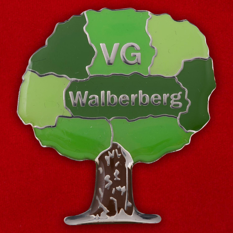 Значок города Вальбергера