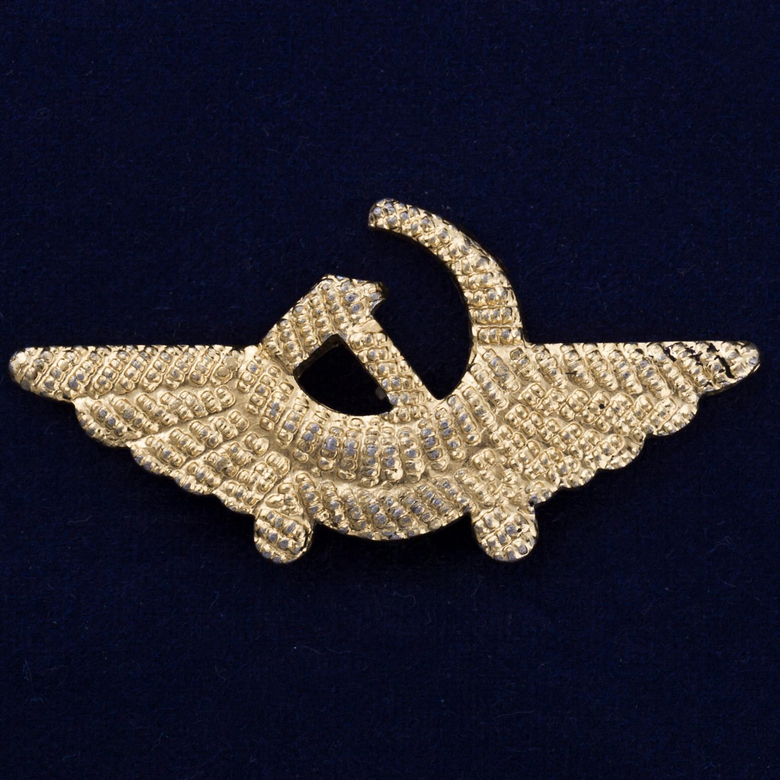 Значок Аэрофлота СССР