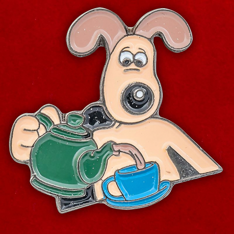 """Значок """"Gromit"""""""