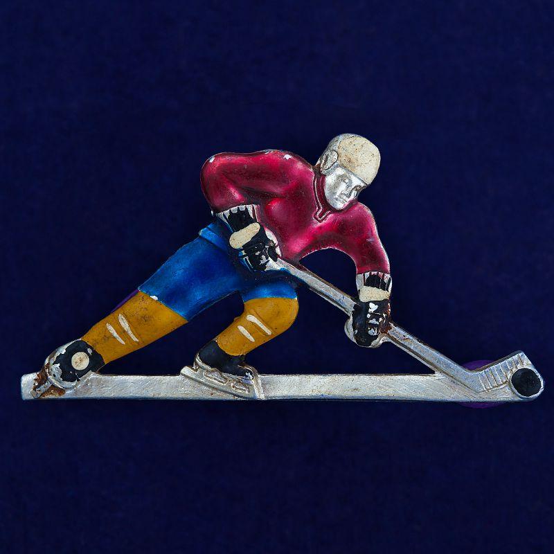 """Значок """"Хоккеист"""""""