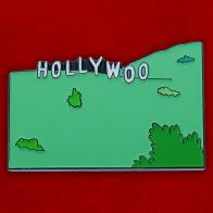 "Значок ""Hollywood"""